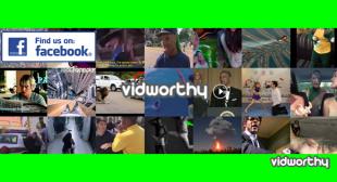 Vidworthy on facebook