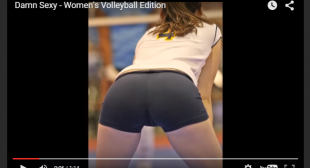Are Women Volleyball players Shorts too Short?